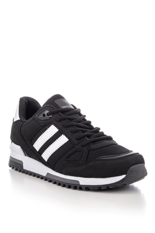 خرید اینترنتی کفش اسپرت مردانه از استانبول برند تونی بلک اورجینال رنگ مشکی کد ty38010566