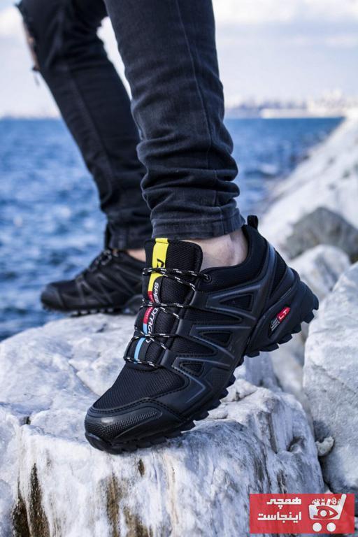 کفش مخصوص پیاده روی مردانه 2020 مارک Ayakkabix رنگ مشکی کد ty38331544
