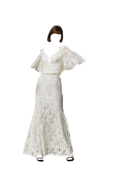 سفارش انلاین لباس مجلسی زنانه ساده برند NARE کد ty38439321