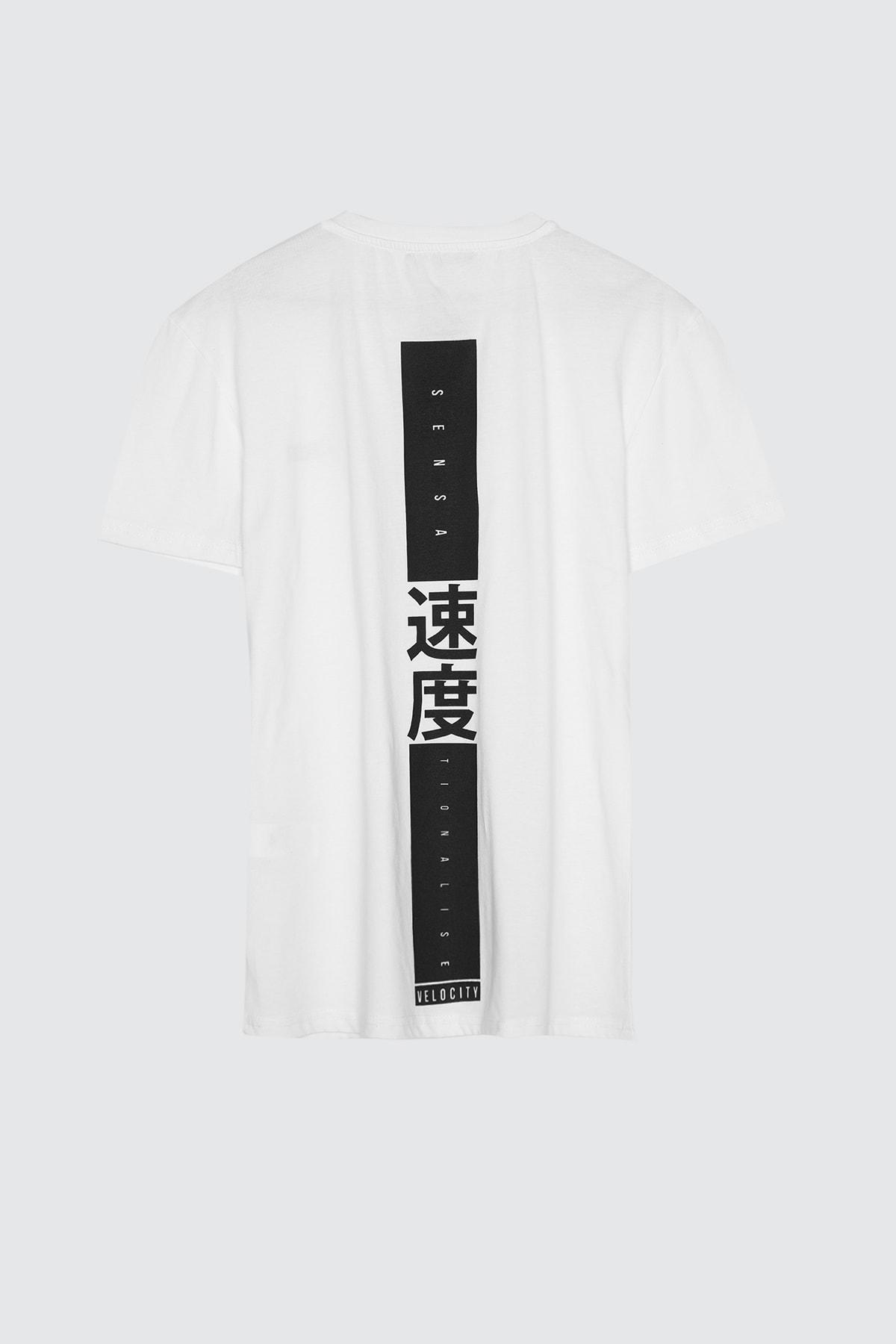 تی شرت مردانه ترک جدید برند ترندیول مرد کد ty38563339