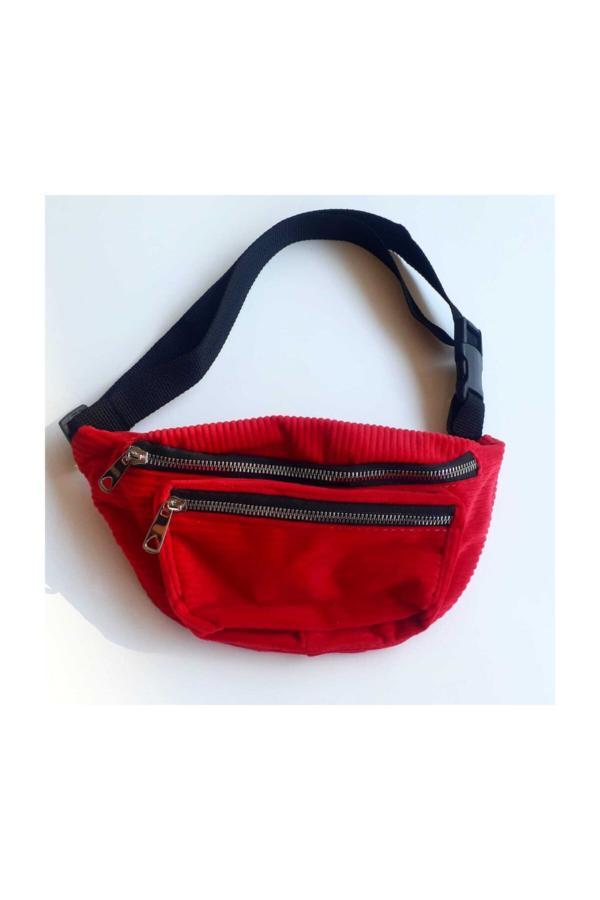 خرید اینترنتی کیف کمری اصل برند JOKERMERSİN رنگ قرمز ty38841207
