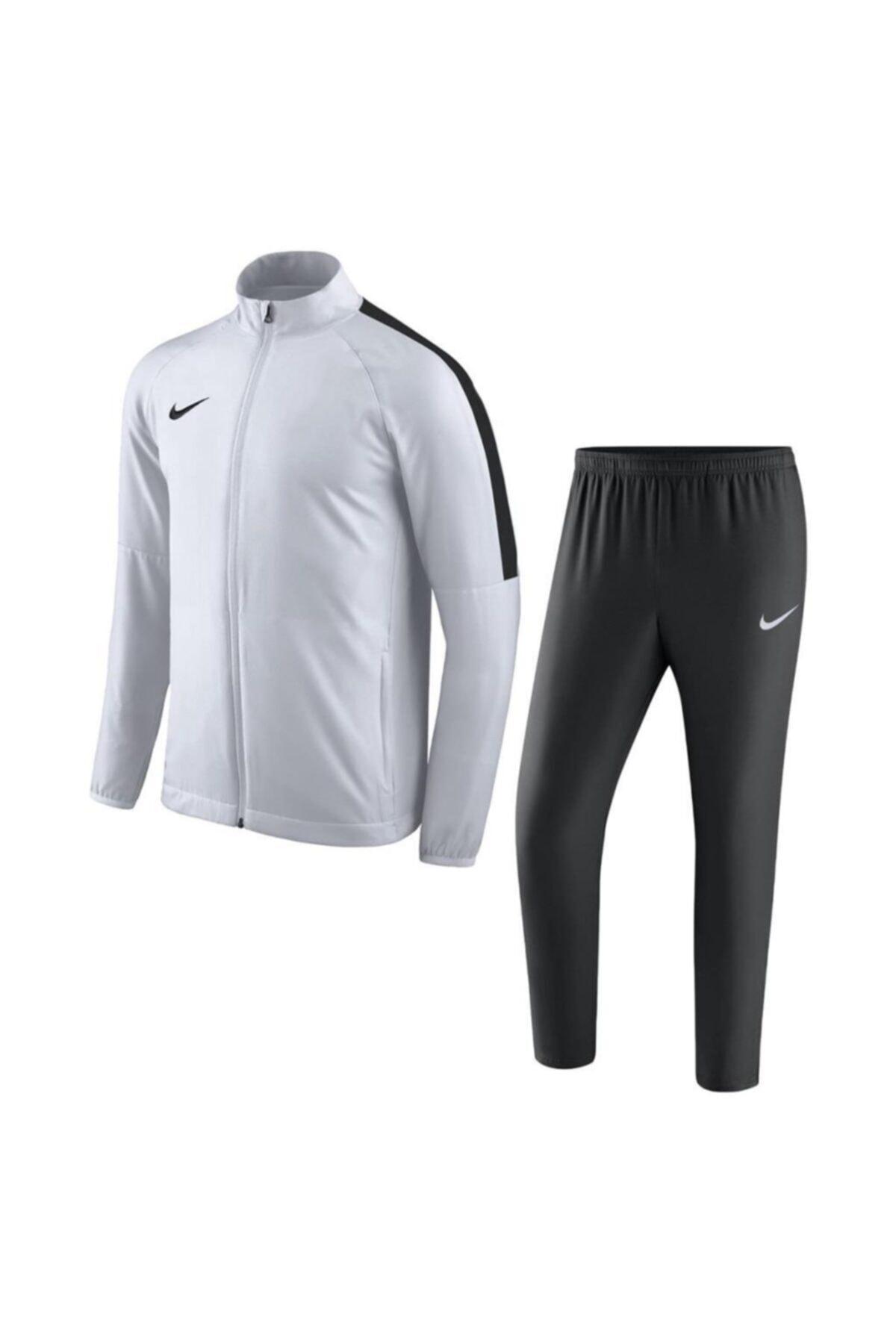 ست اسلش و گرمکن مردانه نخ پنبه برند Nike کد ty3895725