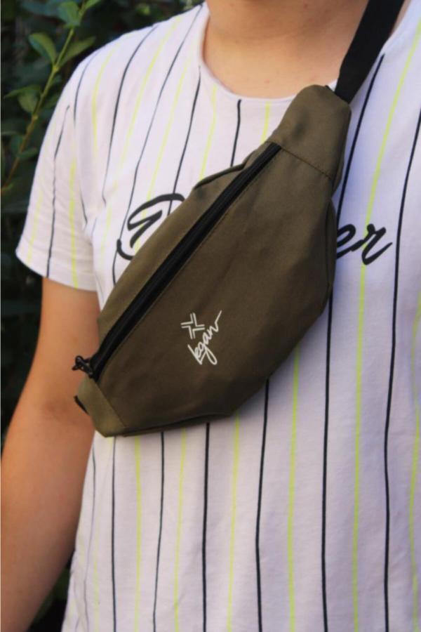 فروش کیف کمری مردانه خفن برند LEGAN رنگ سبز کد ty39388197