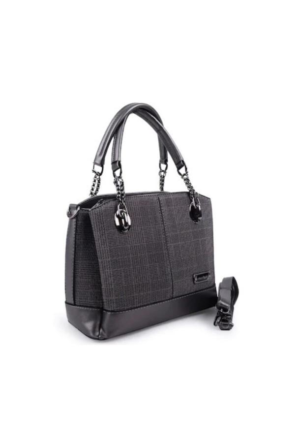 کیف دستی  برند Elegant رنگ مشکی کد ty39409677