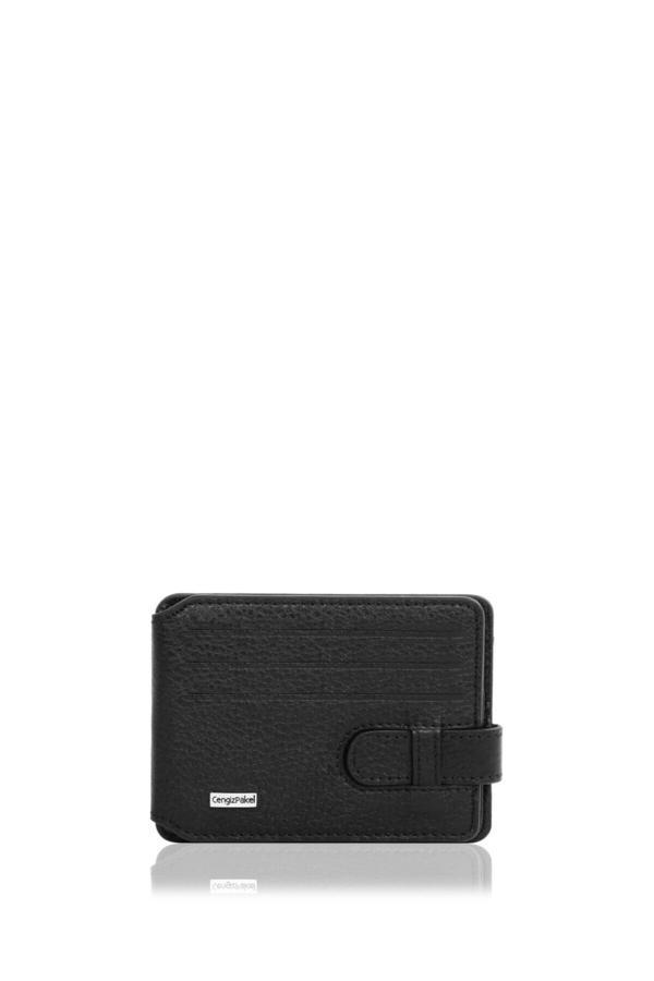 کیف کارت اعتباری  برند CENGİZ PAKEL رنگ مشکی کد ty39492384