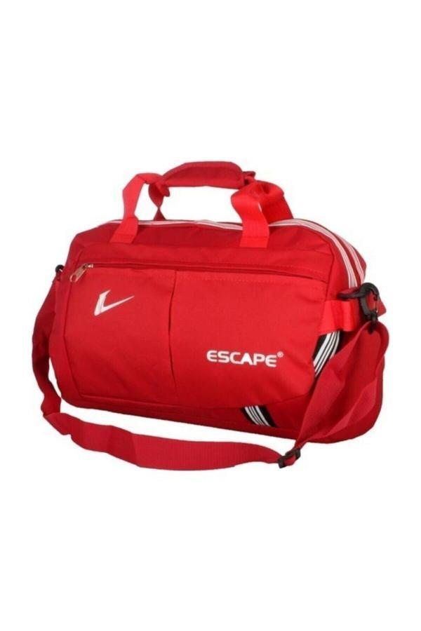 خرید مدل کیف ورزشی مردانه برند ESCAPE رنگ قرمز ty39594889