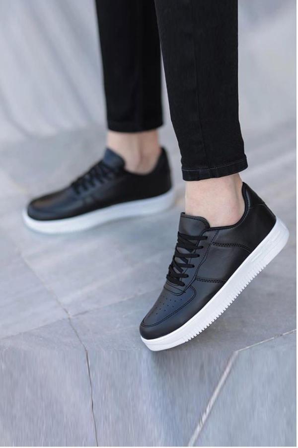 کفش اسپرت فانتزی مردانه مارک MUGGO رنگ مشکی کد ty39594932
