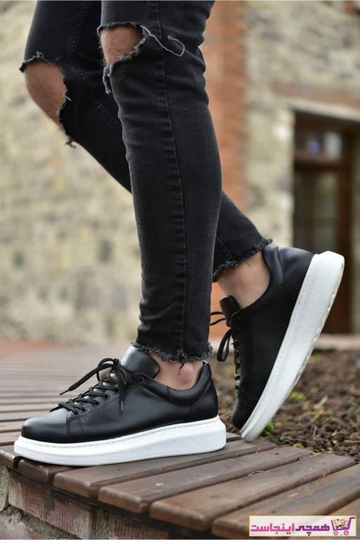 کفش اسپرت مردانه ترک برن Chekich رنگ مشکی کد ty40385400