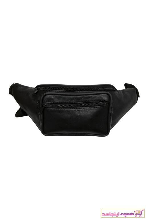 کیف کمری مردانه Cascades Leather رنگ مشکی کد ty40425234