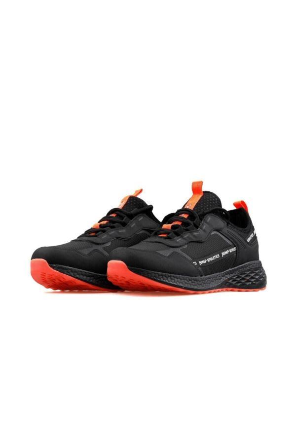 خرید ارزان کفش مخصوص پیاده روی فانتزی مردانه برند Jump رنگ مشکی کد ty40738200