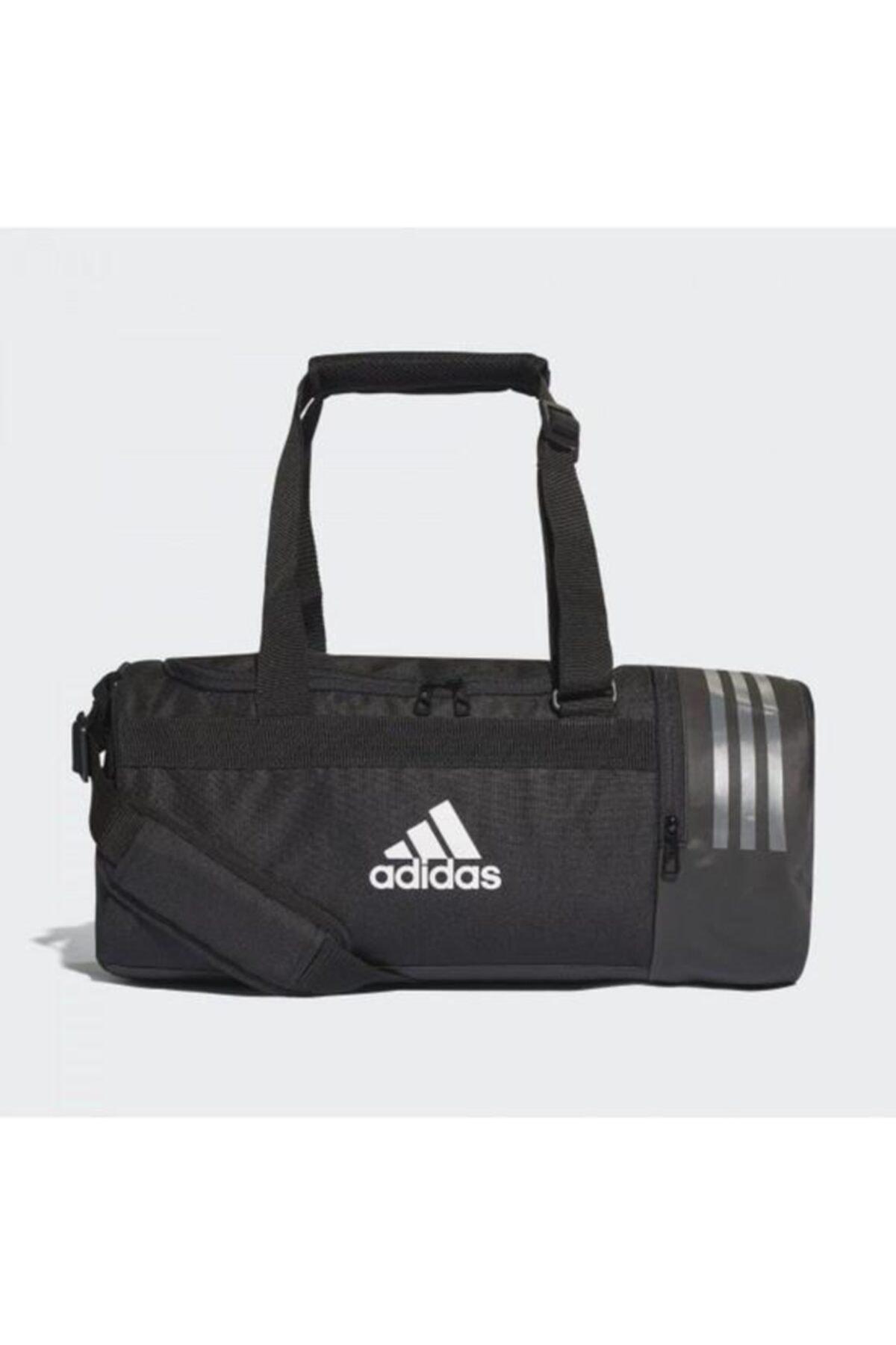 خرید انلاین کیف ورزشی جدید دخترانه اصل برند آدیداس رنگ مشکی کد ty4084095