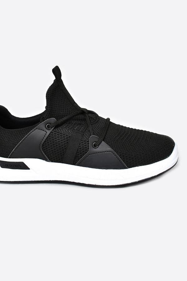 کفش مخصوص پیاده روی مردانه شیک جدید برند آوا رنگ مشکی کد ty40927885