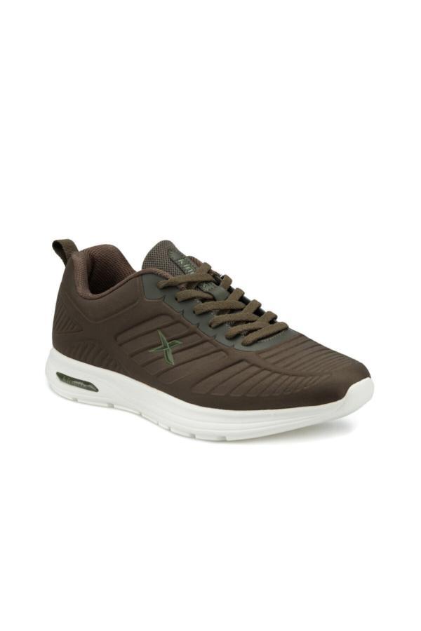 خرید اینترنتی کفش مخصوص دویدن مردانه برند کینتیکس kinetix رنگ خاکی کد ty41057364