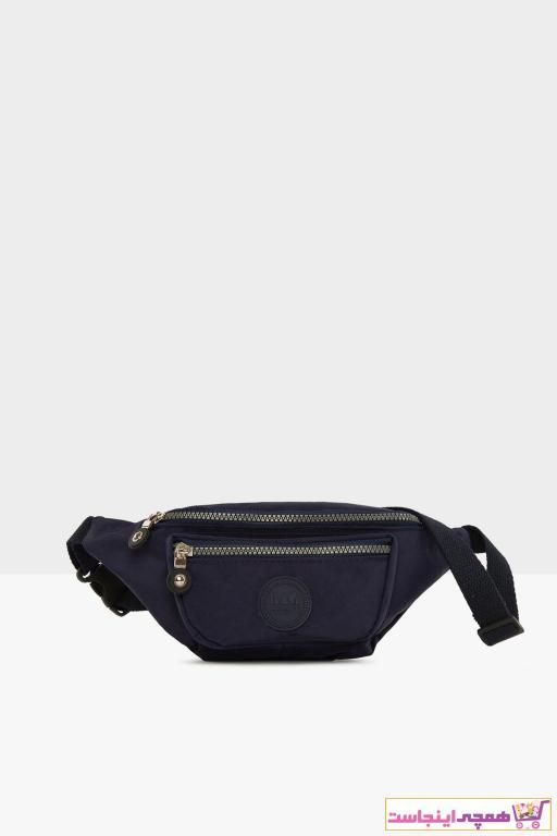 کیف کمری مردانه اورجینال برند Bagmori رنگ لاجوردی کد ty41152279