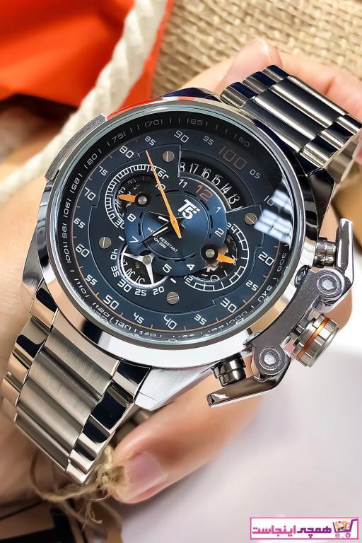 خرید ساعت خفن برند Daniel Klein رنگ نقره کد ty41239858