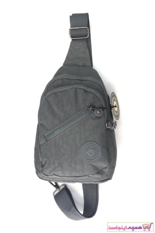 کیف کمری مردانه ترک برند Bevitton رنگ نقره ای کد ty41476509