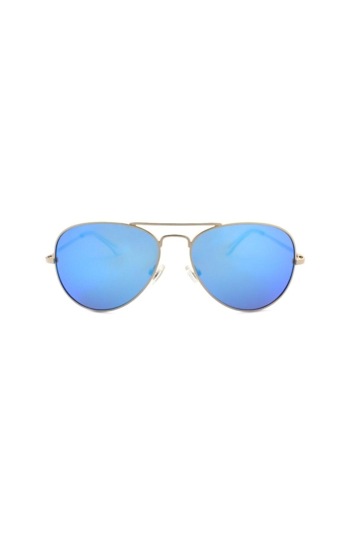 خرید پستی عینک آفتابی مردانه پارچه  برند Topten Eyewear رنگ آبی کد ty41638990
