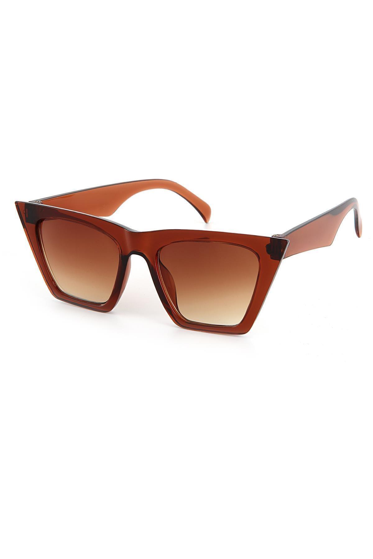 عینک آفتابی خفن برند Duke Nickle رنگ نارنجی کد ty41865563