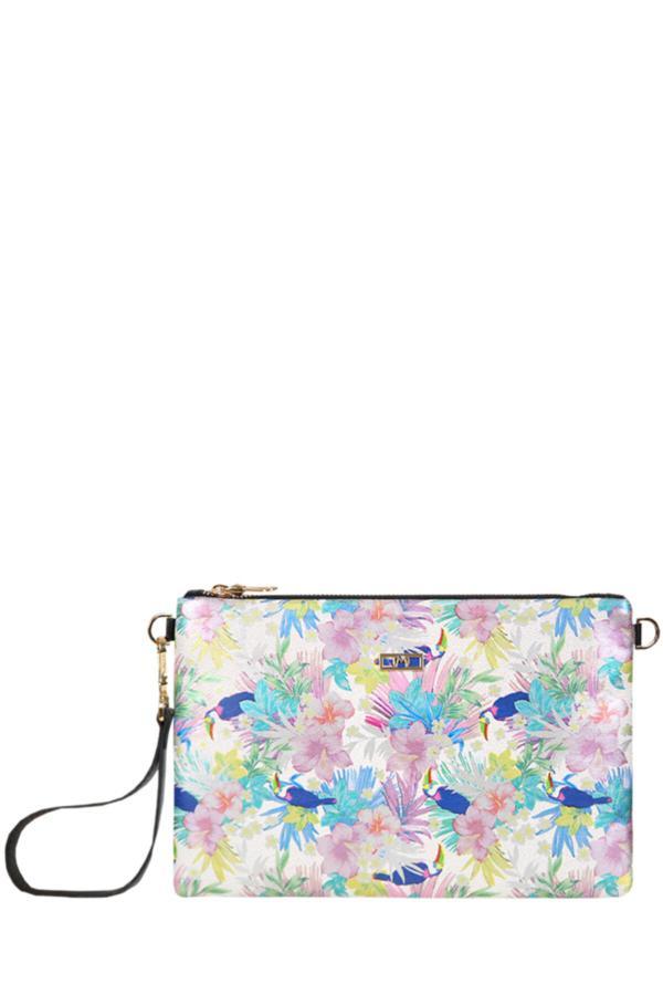 کیف دستی دخترانه ارزان برند Matmazel رنگ آبی کد ty41931259