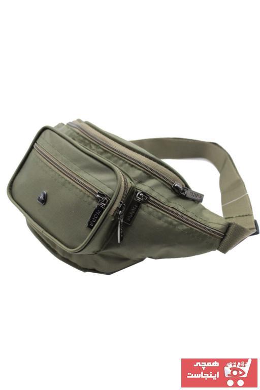 کیف کمری مردانه اورجینال برند HAKKAN ÇANTA رنگ خاکی کد ty42320640
