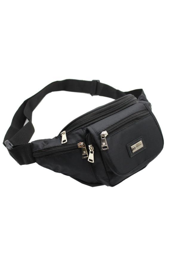 خرید کیف کمری دخترانه اصل برند HAKKAN ÇANTA رنگ مشکی کد ty42320642