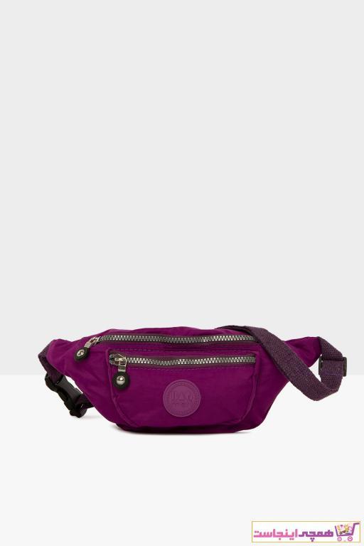 کیف کمری اصل برند Bagmori رنگ بنفش کد ty42356003