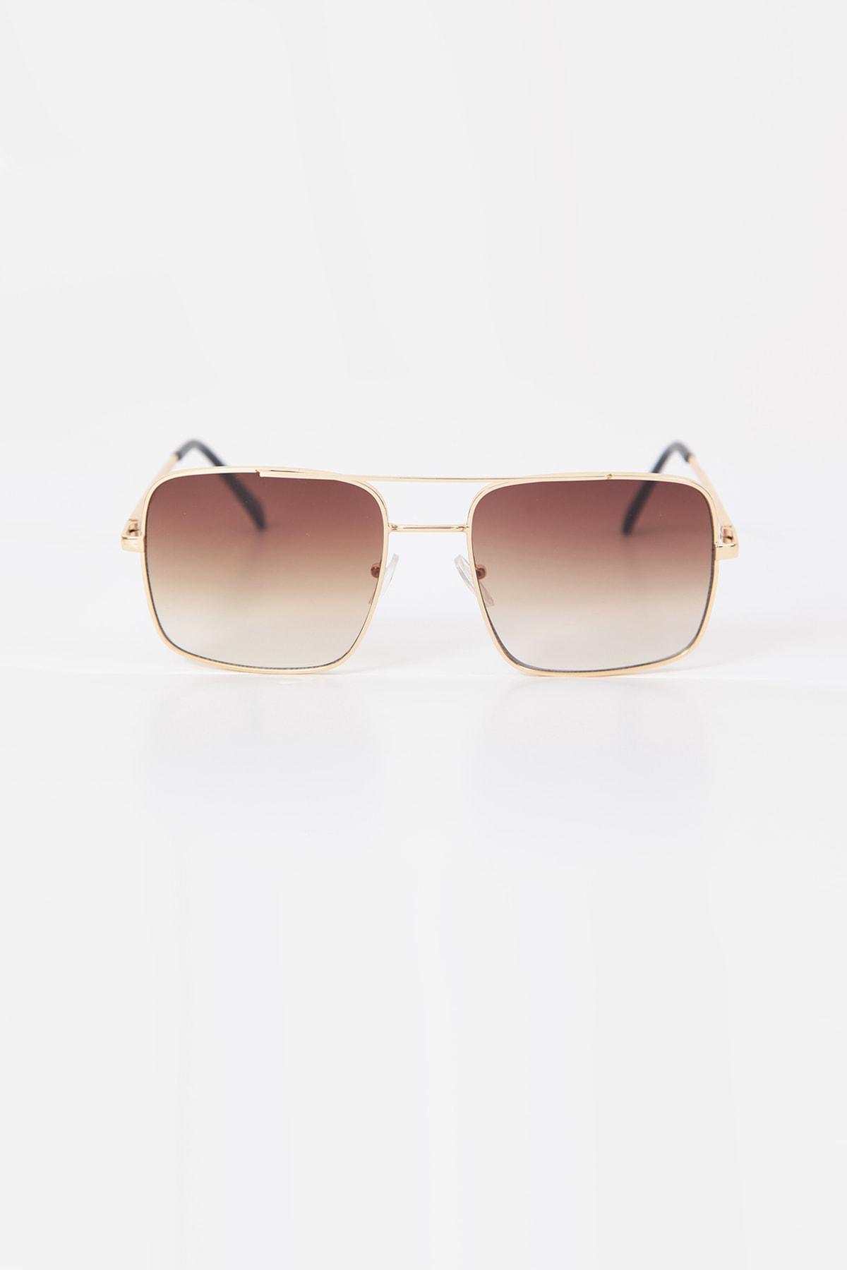 فروش عینک آفتابی مردانه جدید برند Kapin رنگ قهوه ای کد ty42502764