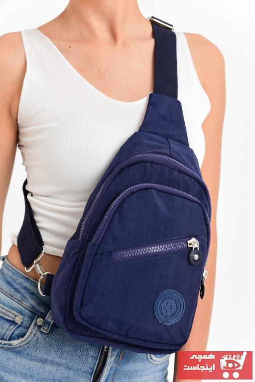 کیف کمری مردانه خاص برند Bagzone رنگ لاجوردی کد ty42552883