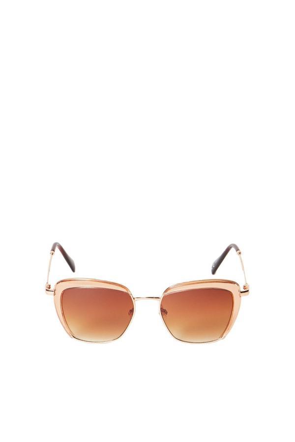خرید عینک آفتابی 2020 زنانه برند Stradivarius رنگ صورتی ty42618805