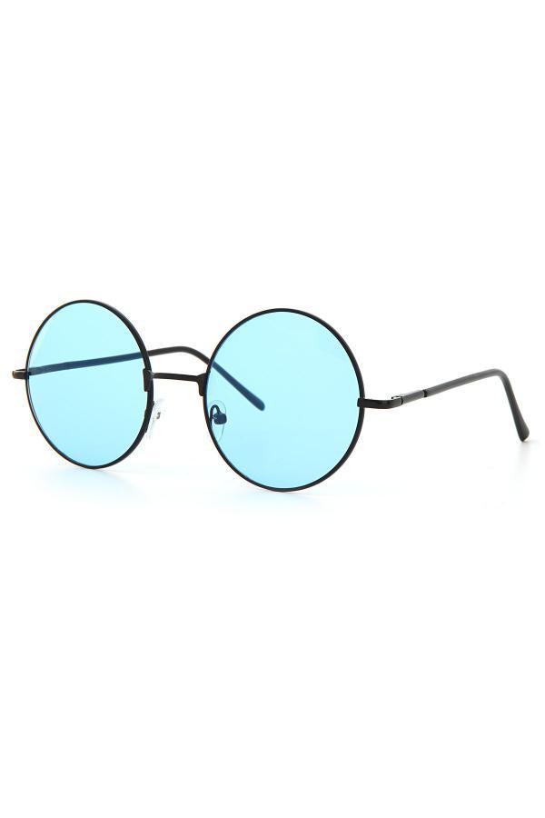 عینک آفتابی مردانه مارک دار برند Aqua Di Polo 1987 رنگ آبی کد ty42714124