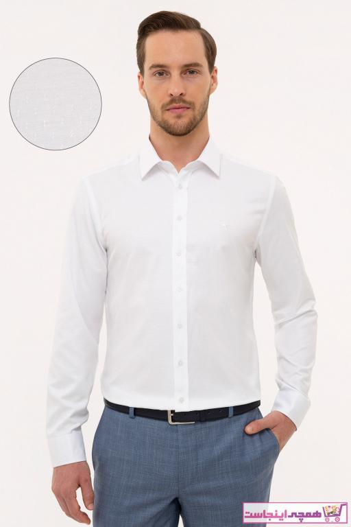 خرید اینترنتی پیراهن اسپرت بلند برند پیرکاردین کد ty42716775