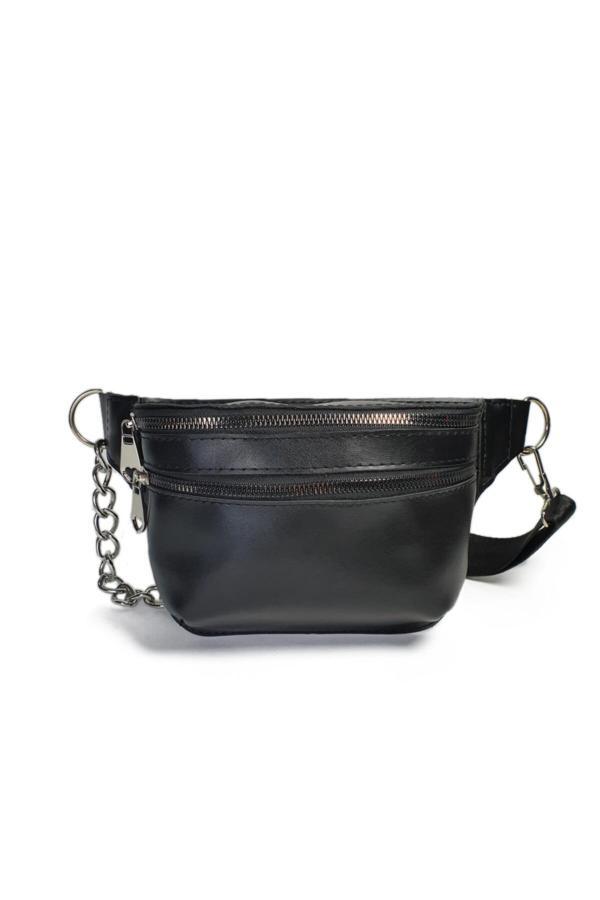 کیف کمری زنانه پارچه  برند Güce رنگ مشکی کد ty42772160