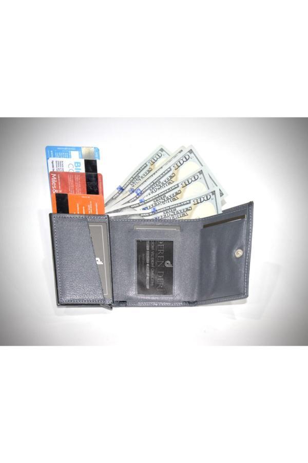 کیف کارت بانکی دخترانه اصل و جدید برند DERRYS رنگ نقره ای کد ty42922847