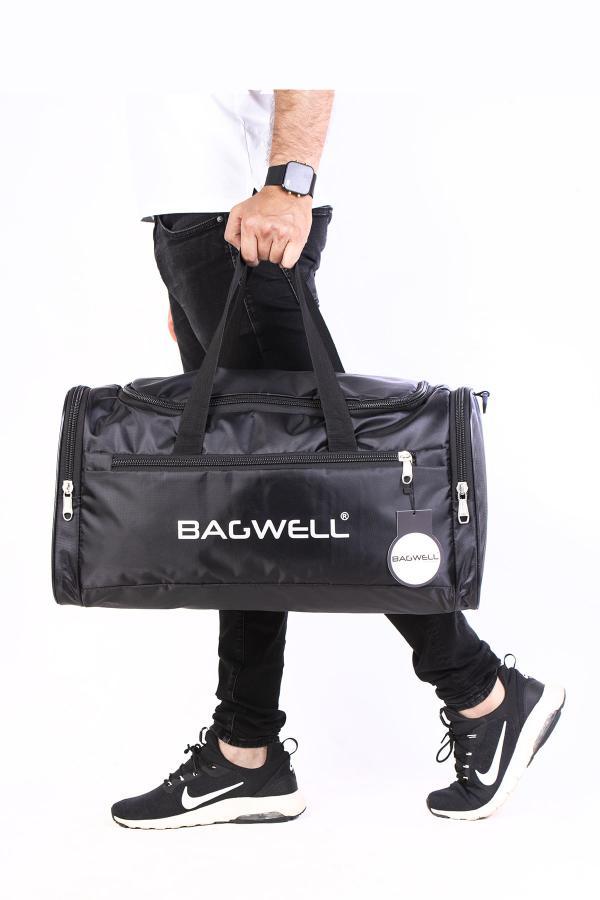 کیف ورزشی مردانه اصل مجلسی برند BAGWELL رنگ مشکی کد ty43235706