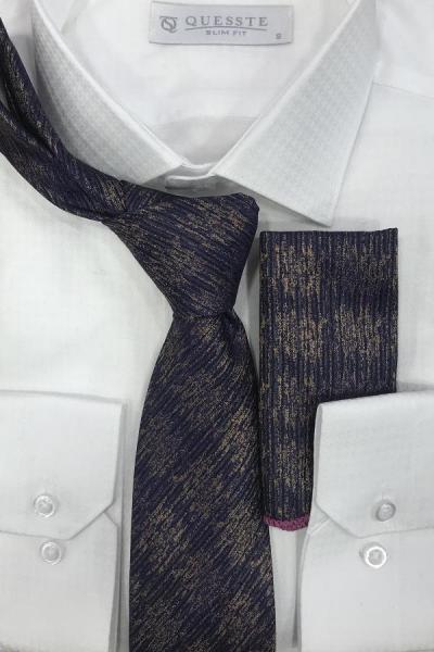 فروش کراوات جدید برند Quesste Accessory رنگ طلایی ty43240376
