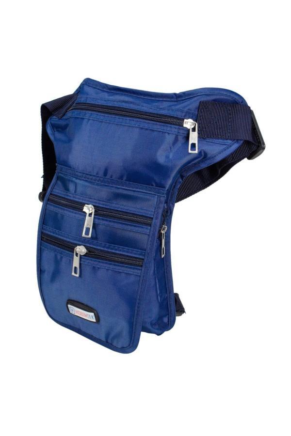 کیف کمری خاص برند Hobimtek رنگ لاجوردی کد ty43340987