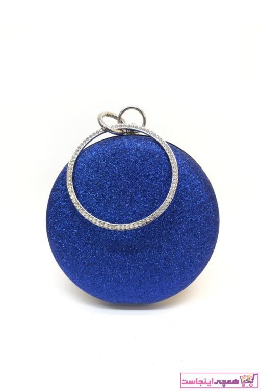 کیف مجلسی دخترانه خاص برند womenacs رنگ لاجوردی کد ty43388080