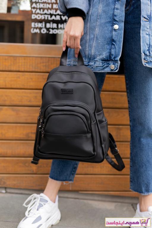 کوله پشتی زنانه مارک برند Shule Bags رنگ مشکی کد ty43445309