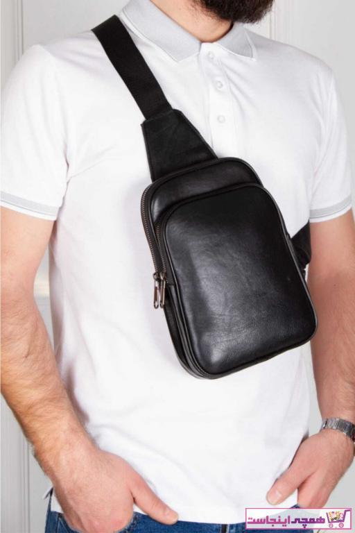 خرید پستی کیف کمری مردانه پارچه  برند Newish Polo رنگ مشکی کد ty43448233