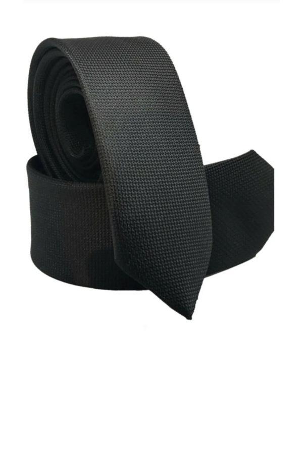 کراوات اصل جدید برند Tempee رنگ مشکی کد ty43467124