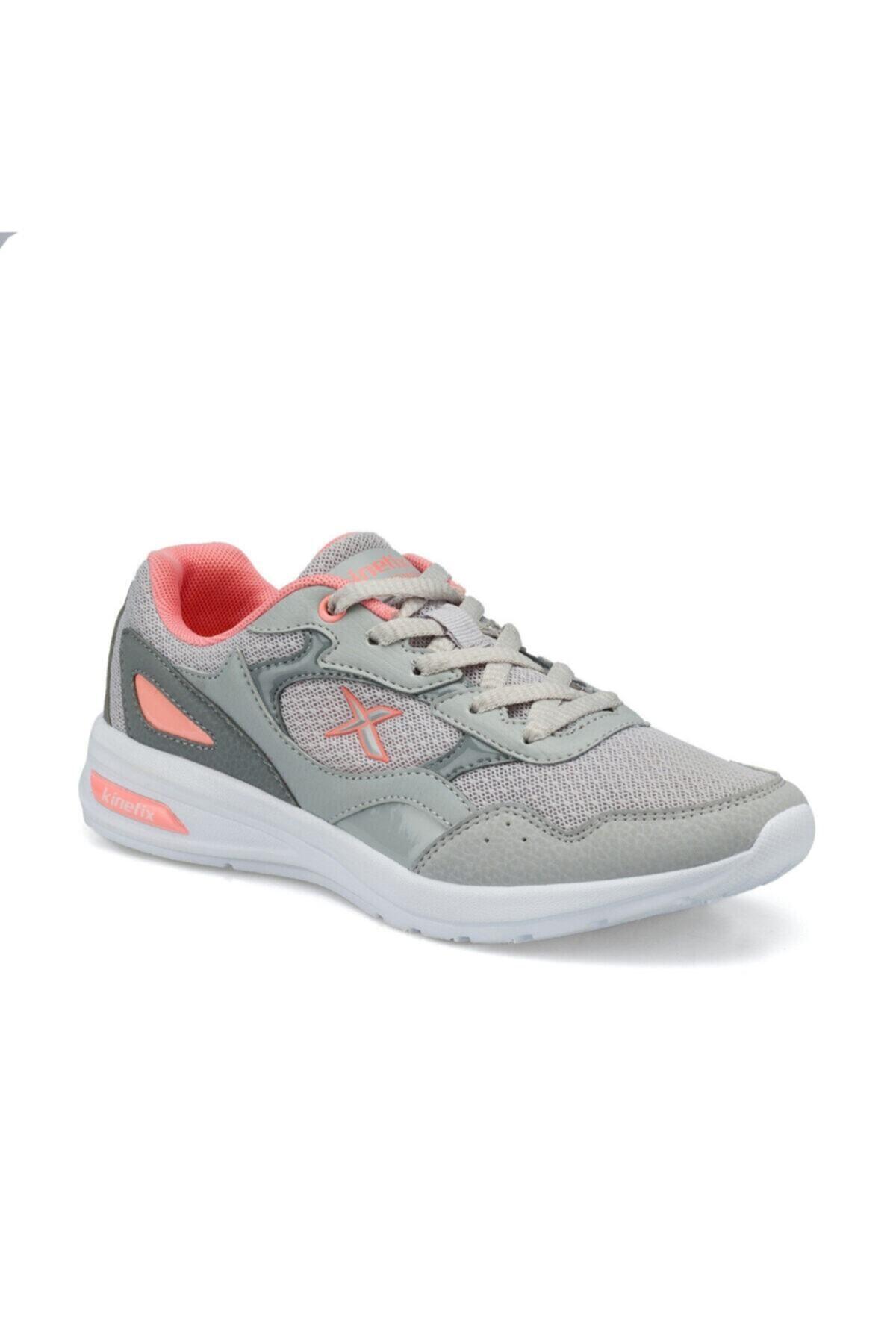 کفش مخصوص دویدن زنانه سال ۹۹ برند کینتیکس kinetix رنگ نقره ای کد ty43496436