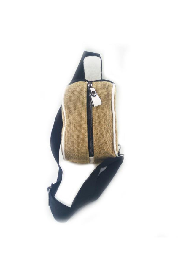 کیف کمری دخترانه برند MİNY رنگ قهوه ای کد ty43504665
