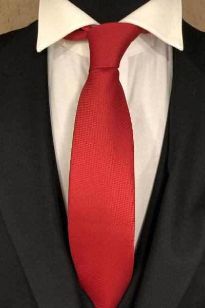 فروش پستی کراوات ترک برند Quesste Accessory رنگ قرمز ty43510402