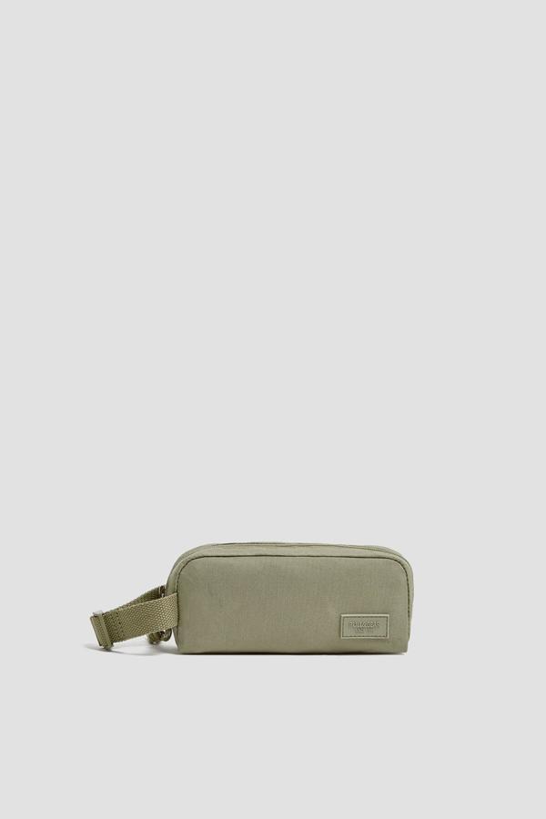 سفارش کیف دستی زنانه ارزان برند Pull & Bear رنگ خاکی کد ty43913387