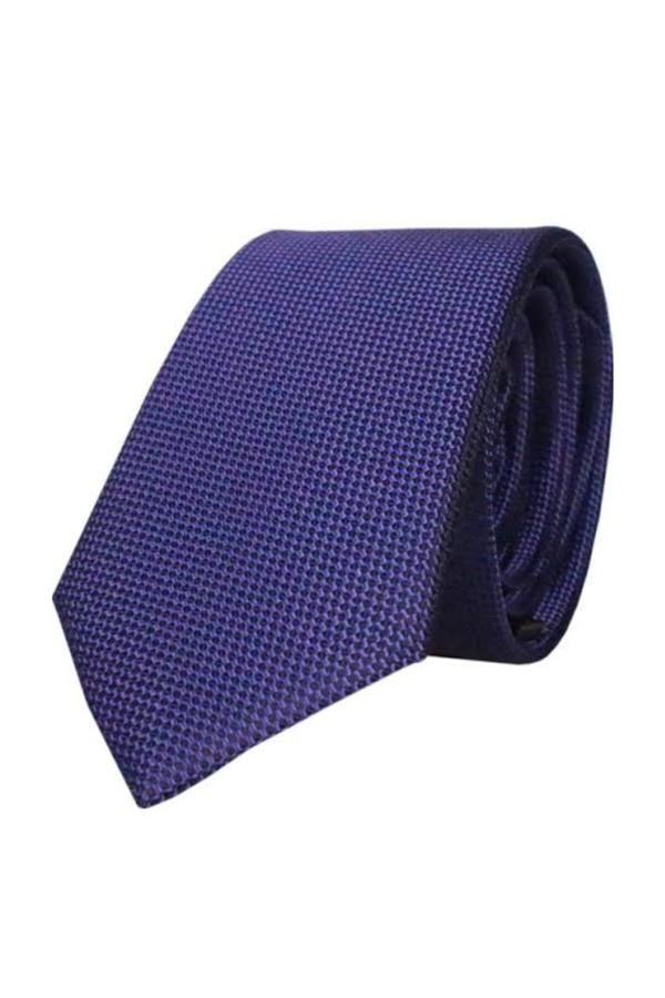 خرید کراوات از ترکیه برند Tempee رنگ بنفش کد ty44192648