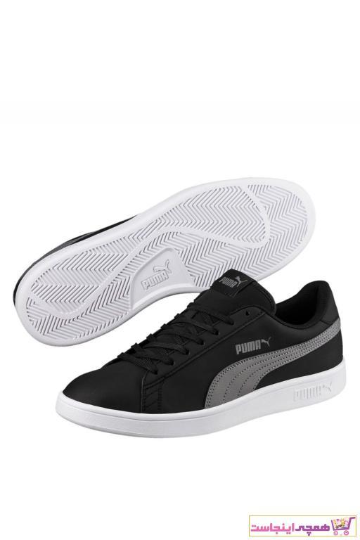 خرید پستی کفش اسپرت طرح Smash مردانه برند پوما رنگ مشکی کد ty4423123