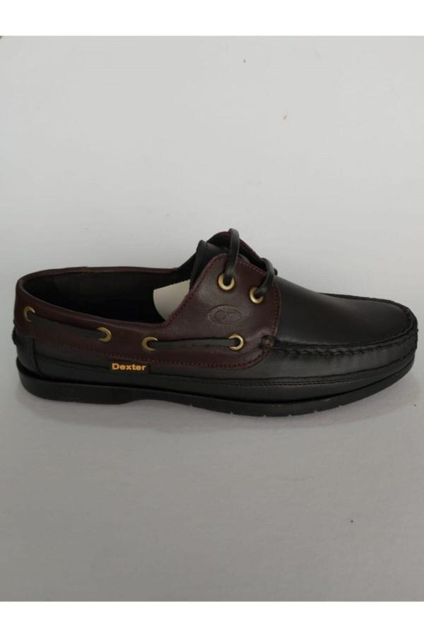 خرید اسان کفش کلاسیک مردانه اسپرت جدید برند Dexter رنگ زرشکی ty44490329