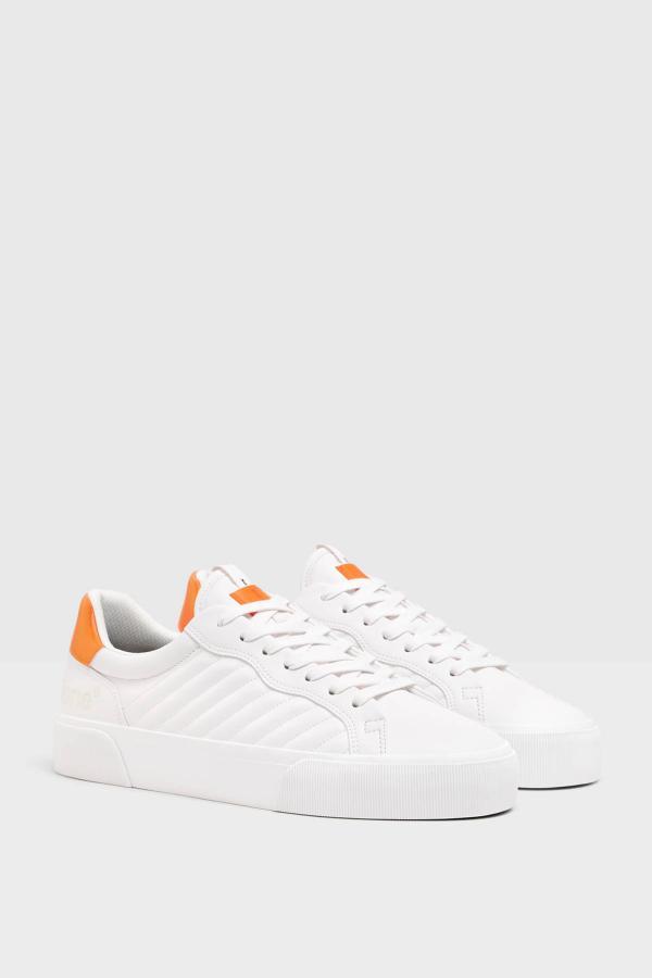 کفش اسپرت مردانه طرح دار برند bershka کد ty44862180