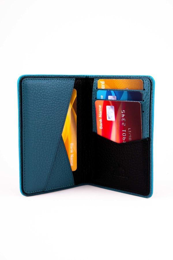 خرید اسان کیف پول مردانه اسپرت جدید برند Anıtolia رنگ مشکی کد ty45553629
