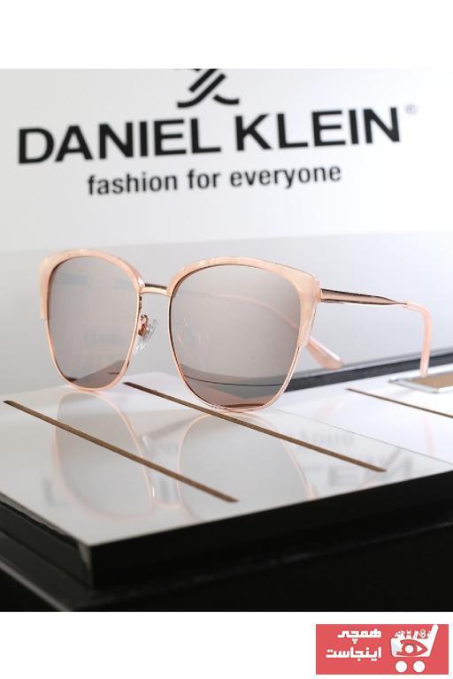 ژورنال عینک آفتابی زنانه برند Daniel Klein رنگ صورتی ty45933560
